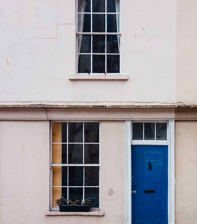 house opposite bath abbey
