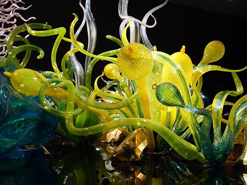 Chihuly glass ROM