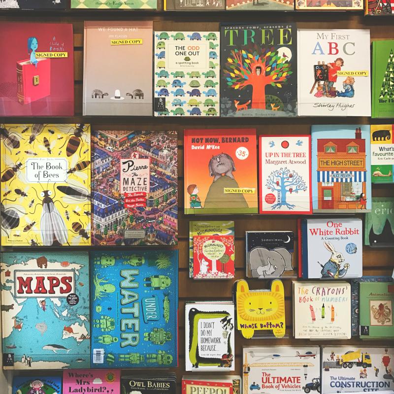 bookshops in york shopping