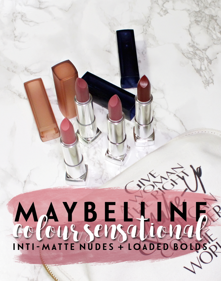 maybelline inti-matte nudes and loaded bolds (5)