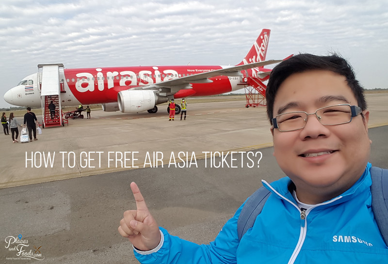 airasia big free tickets