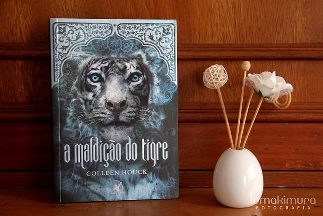 A Maldição do Tigre (Colleen Houck)