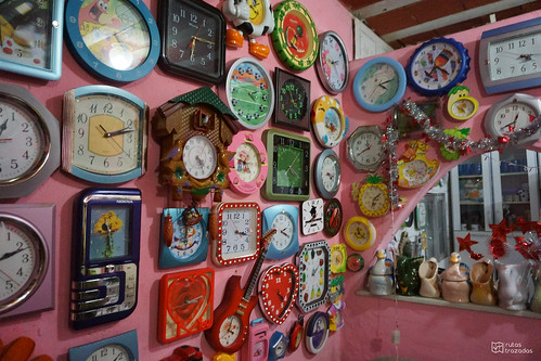 Favela Casa de los Relojes