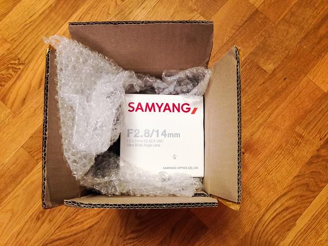 Samyang 14mm