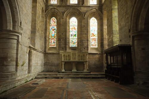 Brinkburn Priory
