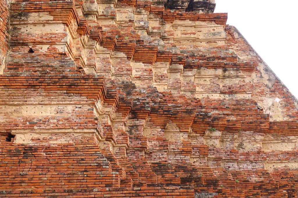 Thaïlande - Ayutthaya - 164 - Wat Chaiwatthanaram