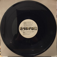 RAPPIN IS FUNDAMENTAL:RAPPING IS FUNDAMENTAL(RECORD SIDE-A)