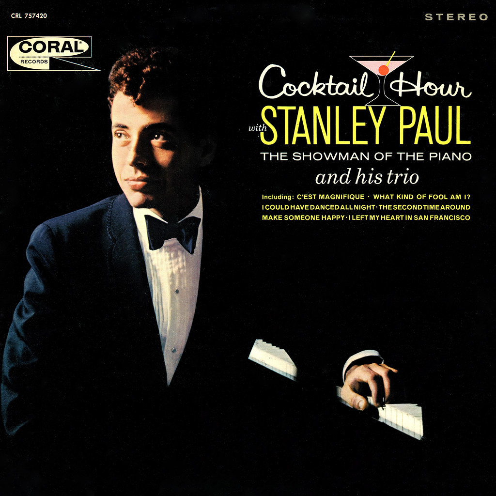 Stanley Paul - Cocktail Hour