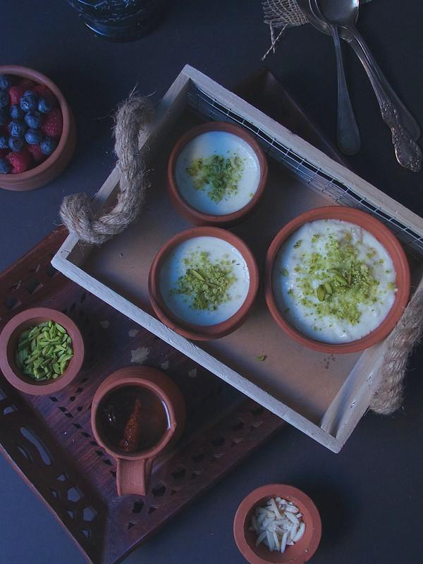 Ashtalieh | Lebanese Pudding
