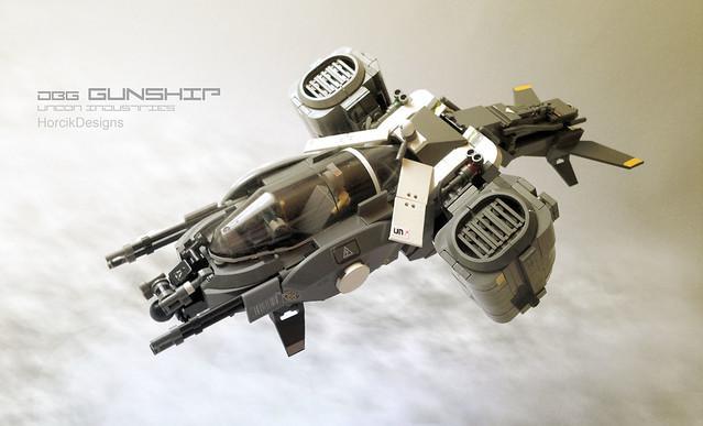 DBG Gunship