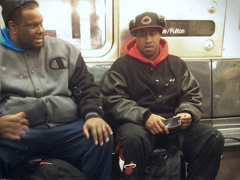 New York. Brooklyn. Subway