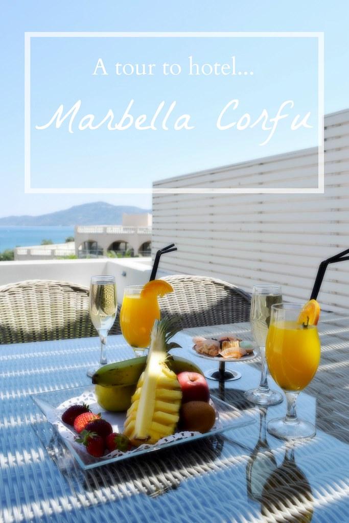 Marbella Corfu View