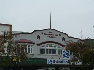 Thompson Bros Building, Te Awamutu