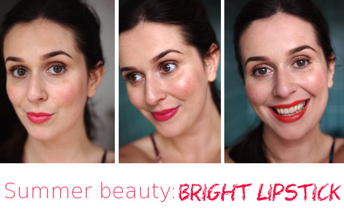 bright matte lipstick review and swatches