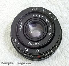 Industar-50-2 50mm f/3.5