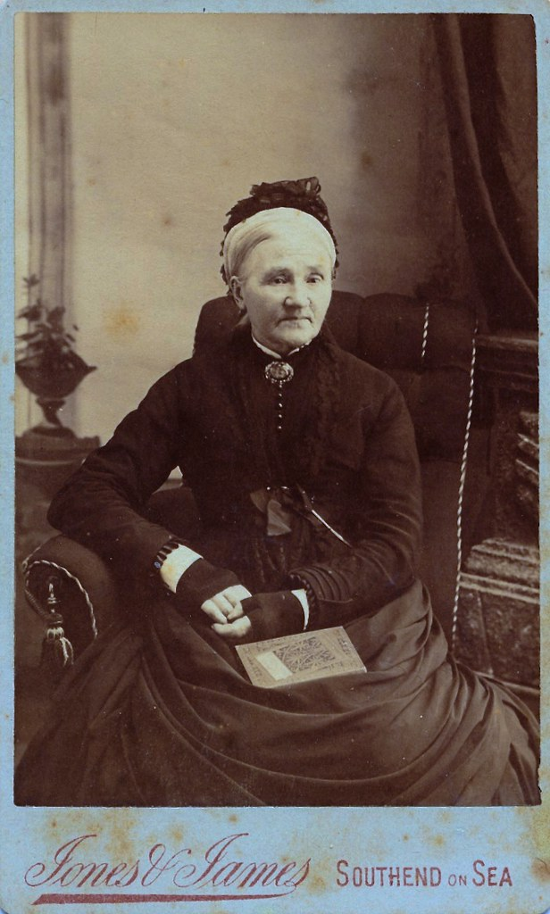 Widow of SouthEndonSea, English Albumen Carte de Visite…  Flickr