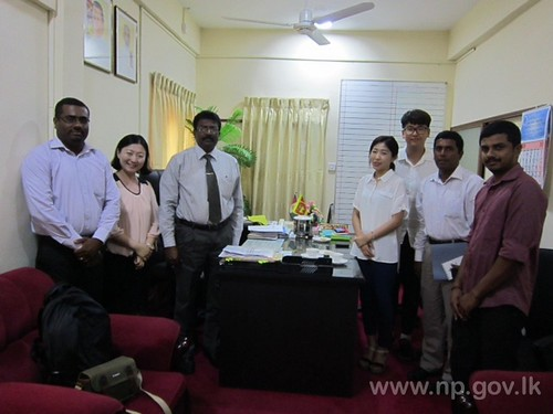 Global Inner Peace representatives meet Chief Secretary – 27th July 2015