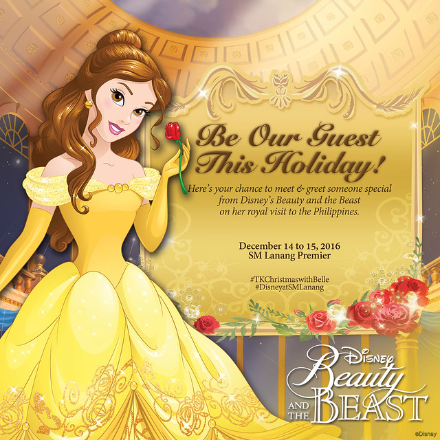 Beauty and the Beast SM Lanang