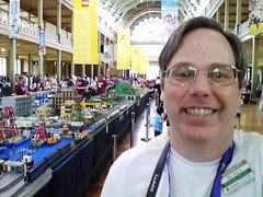 Brickvention Selfie