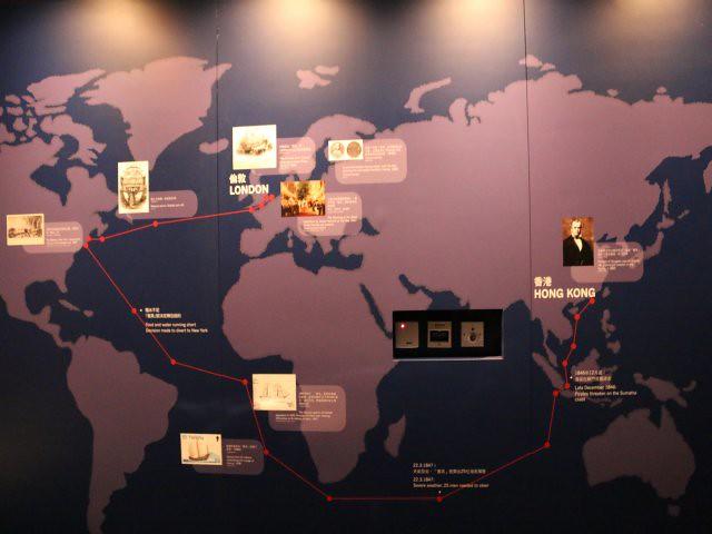 muzeul maritim 4 Hong Kong obiective turistice