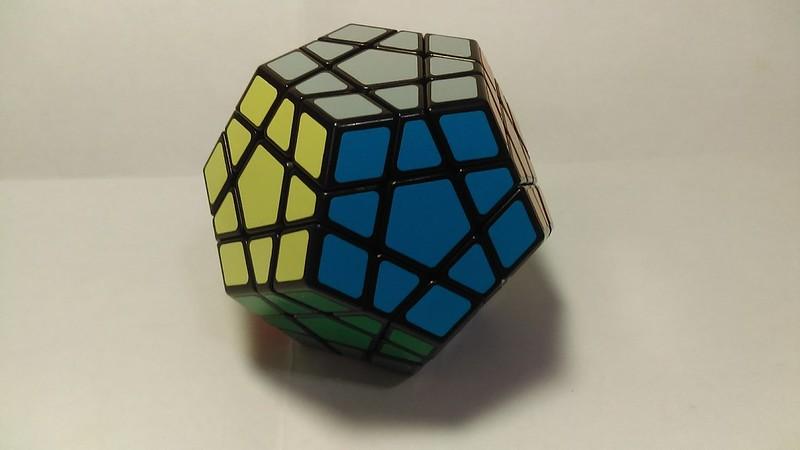 五魔方頂層解法-18
