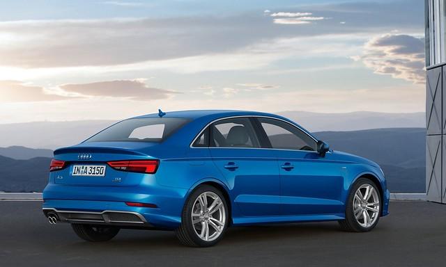 Audi A3 Sedan 2017 3