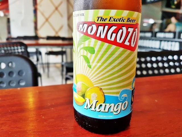 Beer Mongozo Mango