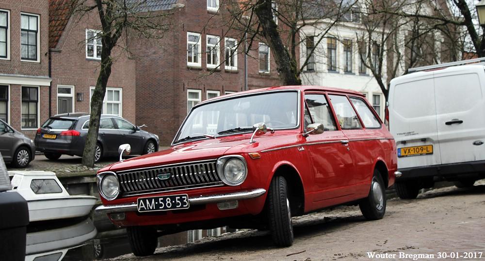 Toyota Corolla 1100 Wagon Ke16 1969 Edam Netherlands