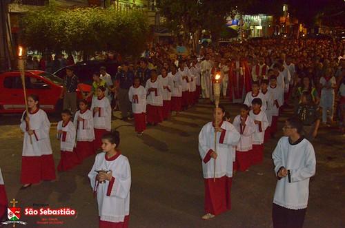 2017: Encerramento da Festa de São Sebastião em Ipu