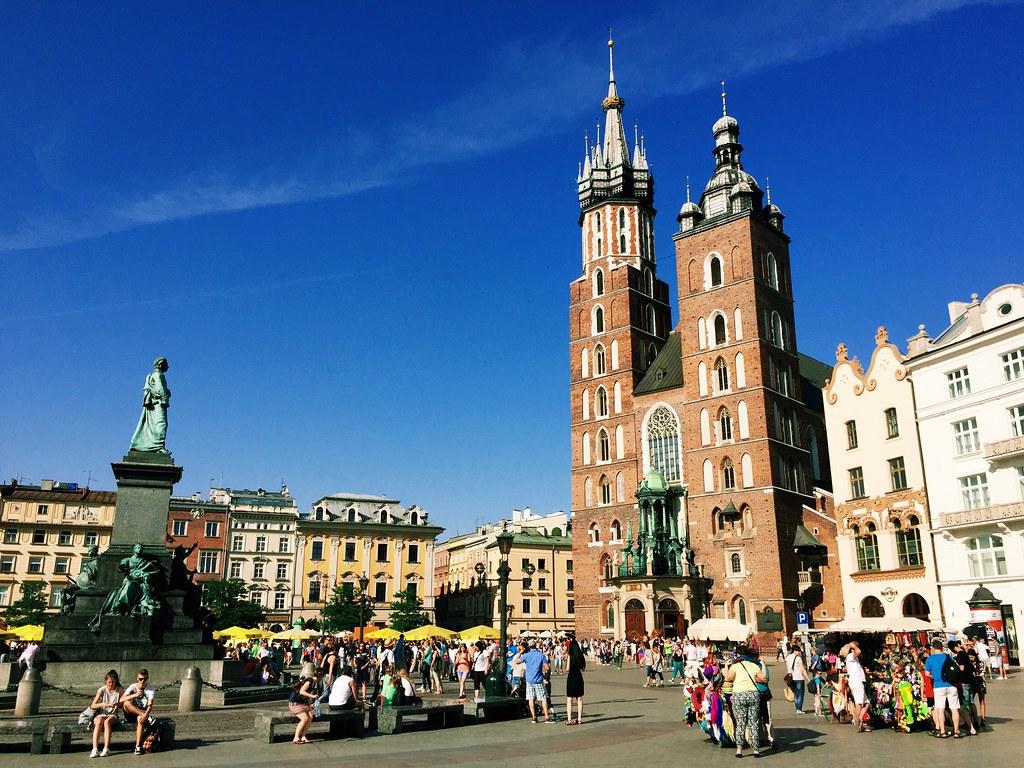 Krakow With Family (6/6/15)