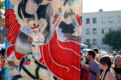 Matsuri Japan in Barcelona