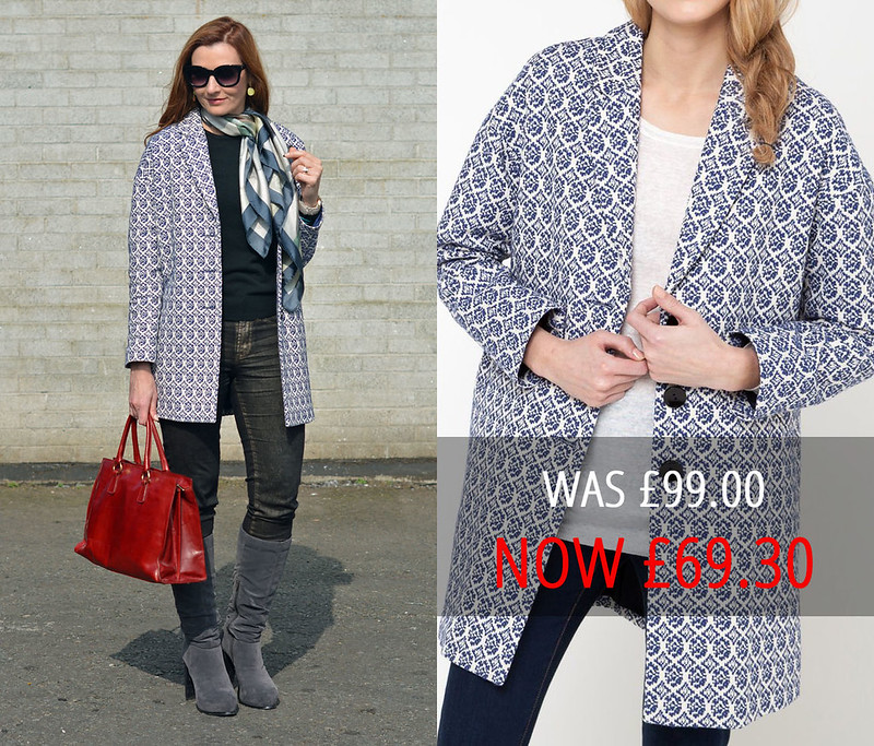 Summer sales | La Redoute tapestry coat