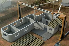 A 3D printed house is technically possible in Australia