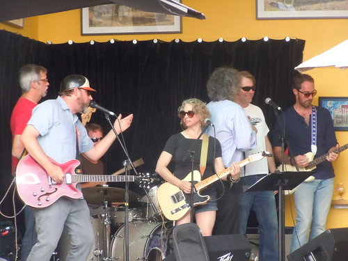06/27/15 Edie and the Blaze Kings with Dave Rave & Rich Mattson @ Harriet Brewing Tap Room, Minneapolis, MN(003)
