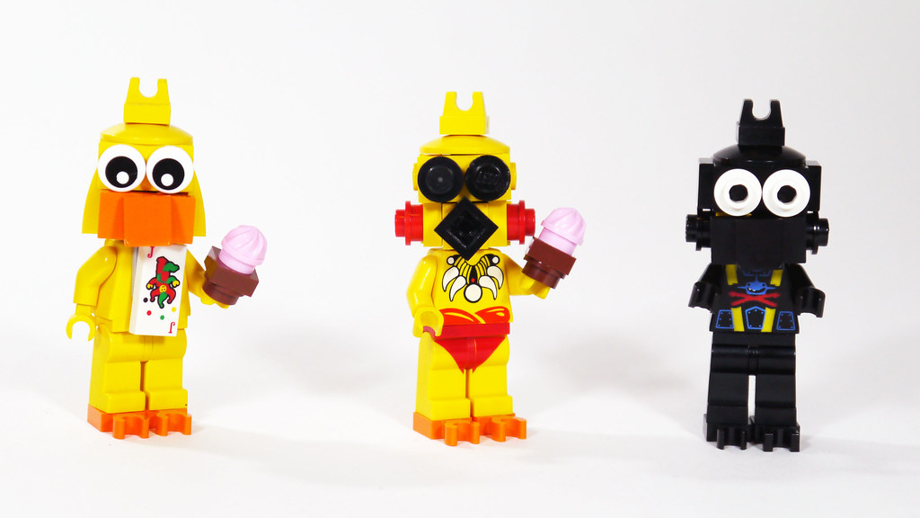 Lego Five Night Atfreddys Tour