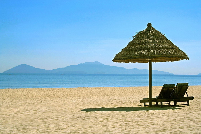 Bac My An beach - Hoian