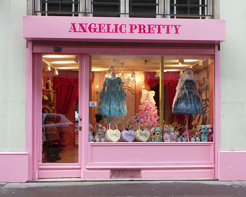 Angelic Pretty Paris