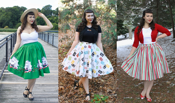 pinup outfit round up