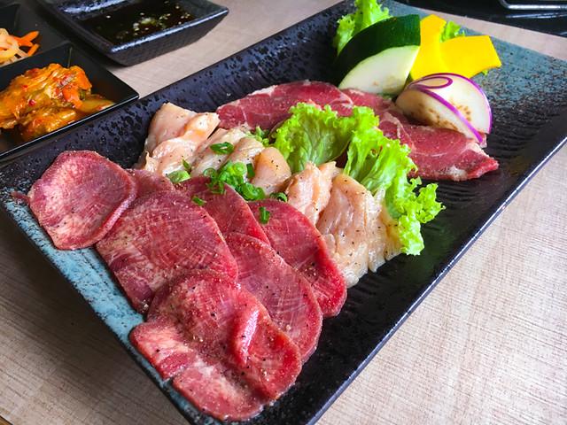 Gyutaro Yakiniku Restaurant 3rd Mile Restaurant - Beef Ala Carte
