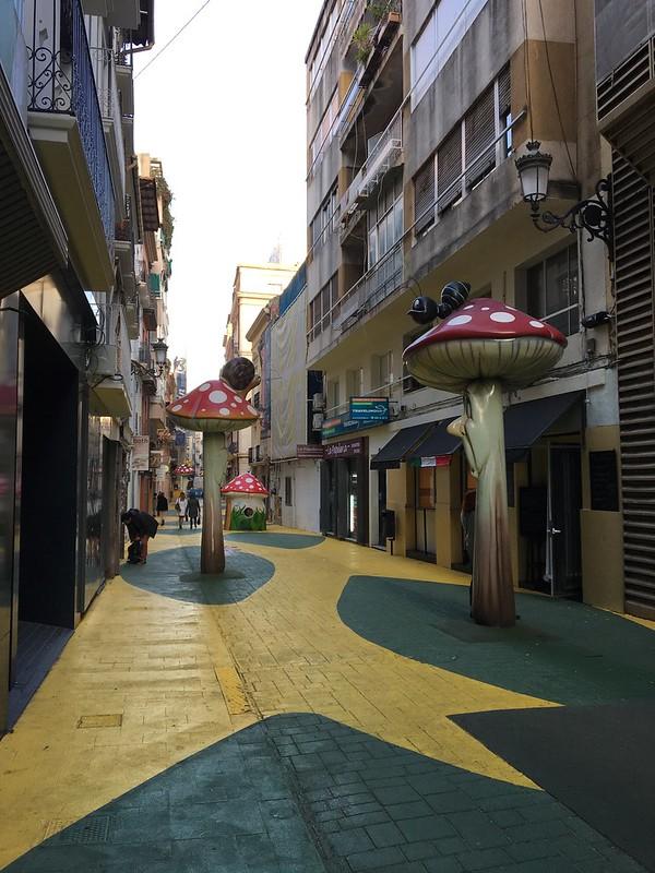 Alicanten ostoskatuja