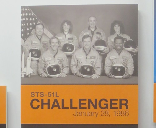 Shuttle missions : challenger - crop