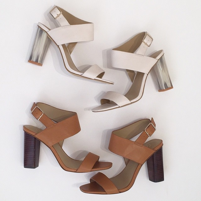 Ann Taylor Margo Leather Sandals