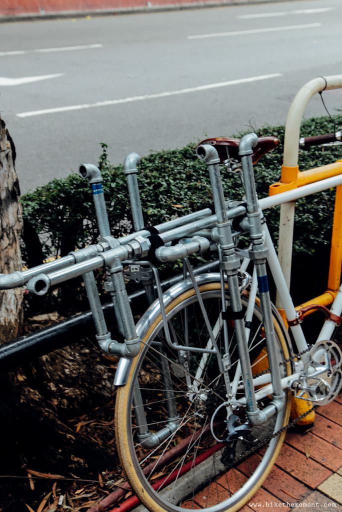 無標題  《假如讓我泊下去2 九龍中西篇》﹣香港市區單車位的幻想影集 18665756876 e124493107 o