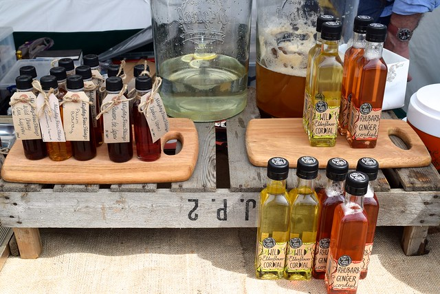 Mighty Fine Things at Walmer Food Festival