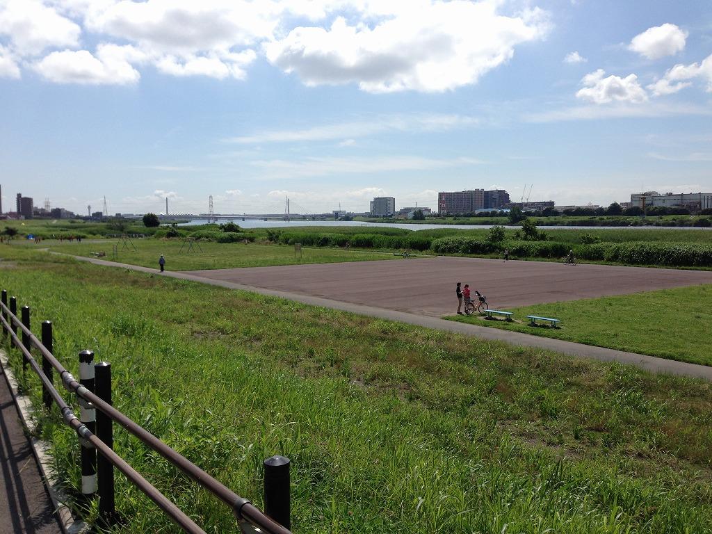 20150620_多摩川六郷橋緑地 (1)