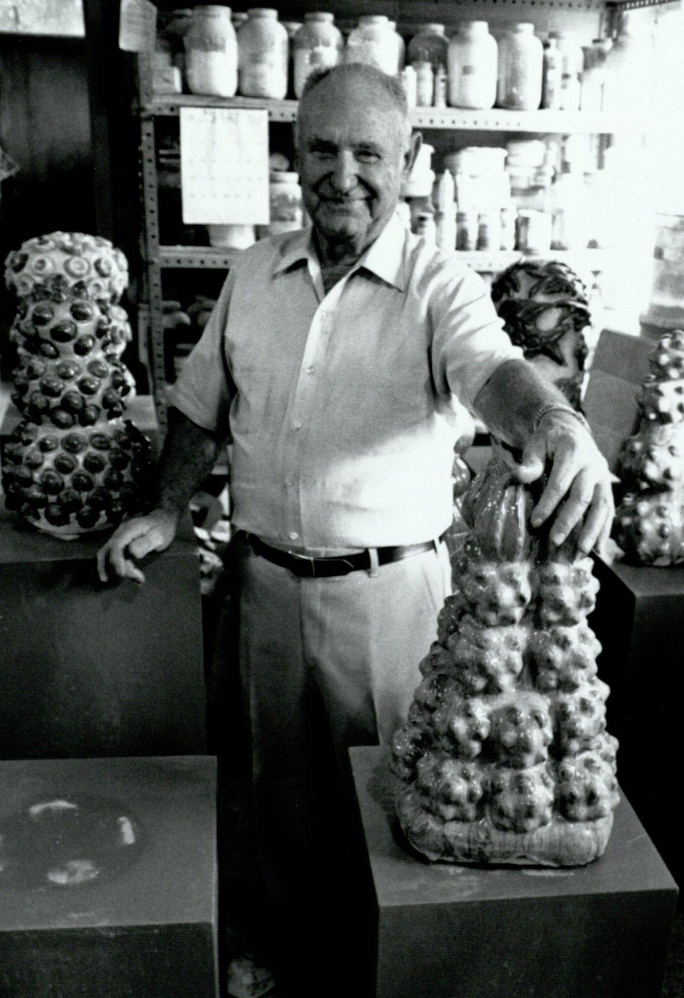Harding Black photograph, circa 1990