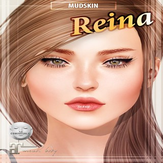 Mudskin - Reina for Lelutka