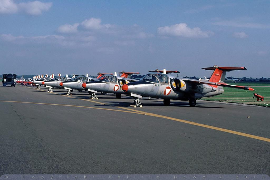 Karo As saab 105oe austrian air karo as raf mildenhall flickr