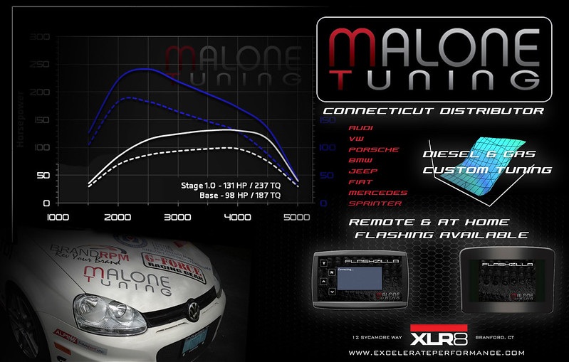 Connecticut's Malone Tuning Dealer - TDI Tuning Specialists