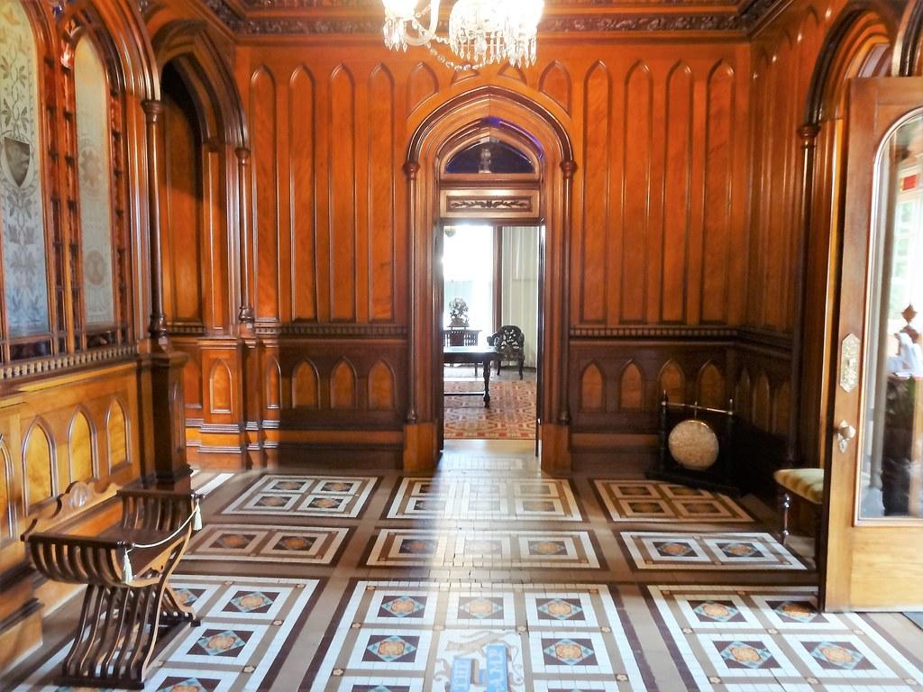 Dunedin Lanarch Castle Built 1872 Gothic Style Carved W Flickr